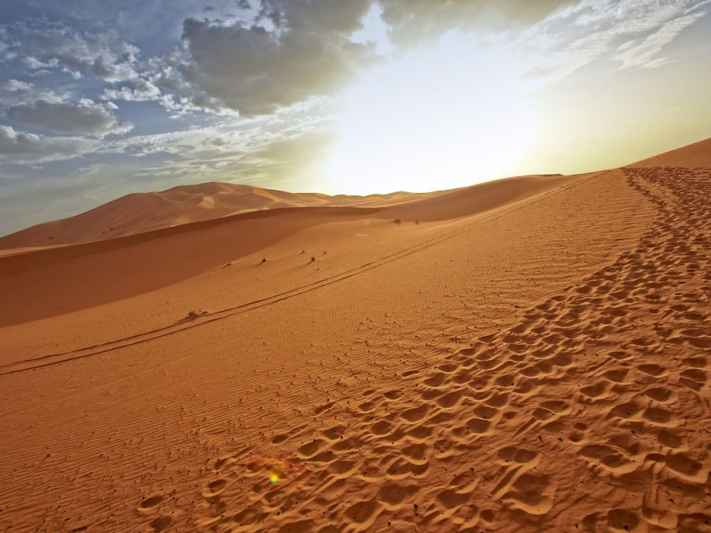 8-day Merzouga desert tour in Morocco