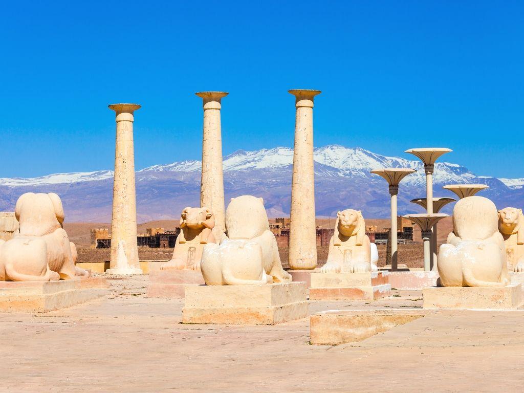Atlas Studios Ouarzazate Morocco