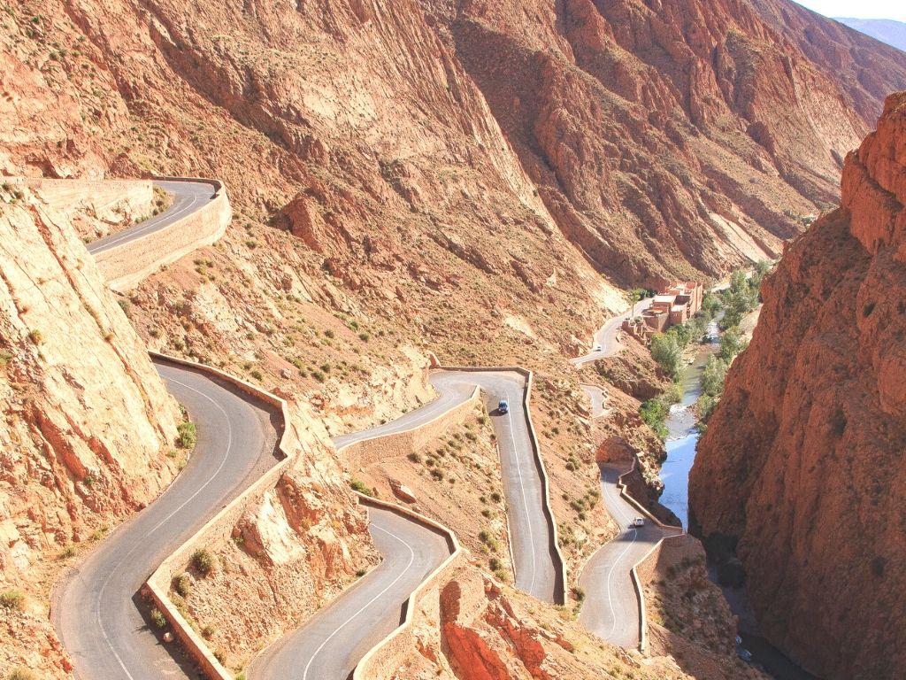 Dades Valley Morocco
