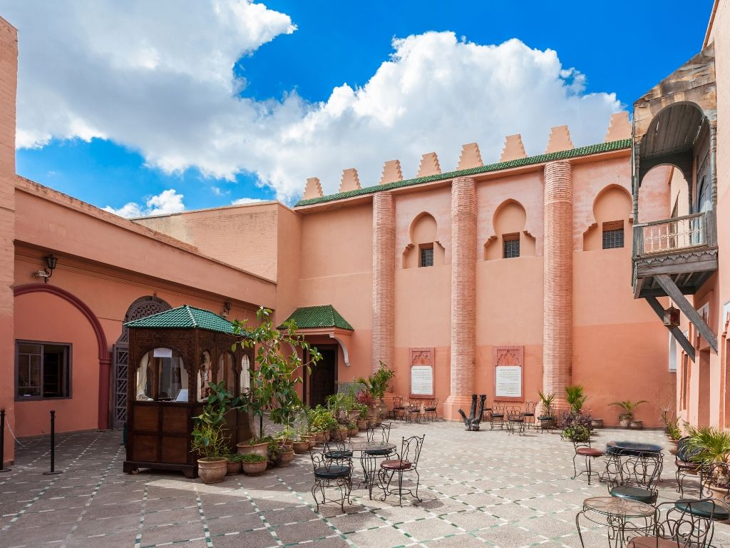 Marrakech Morocco City Tour