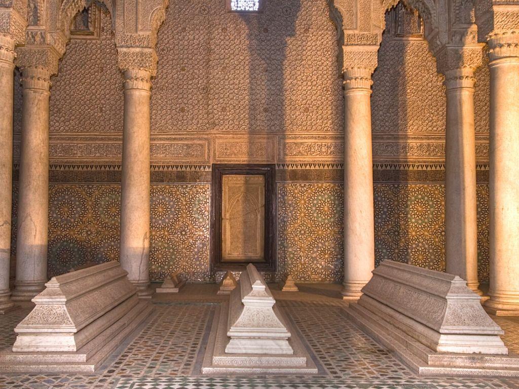 Marrakech Saadian Tombs