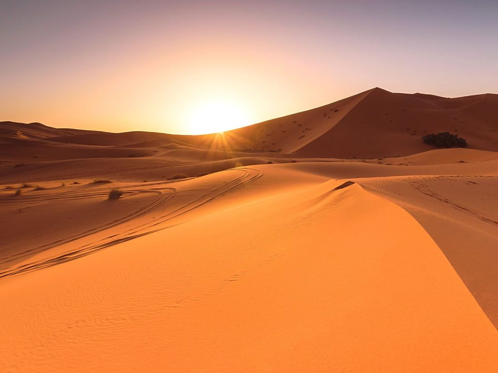 5-day Merzouga desert tour in Morocco