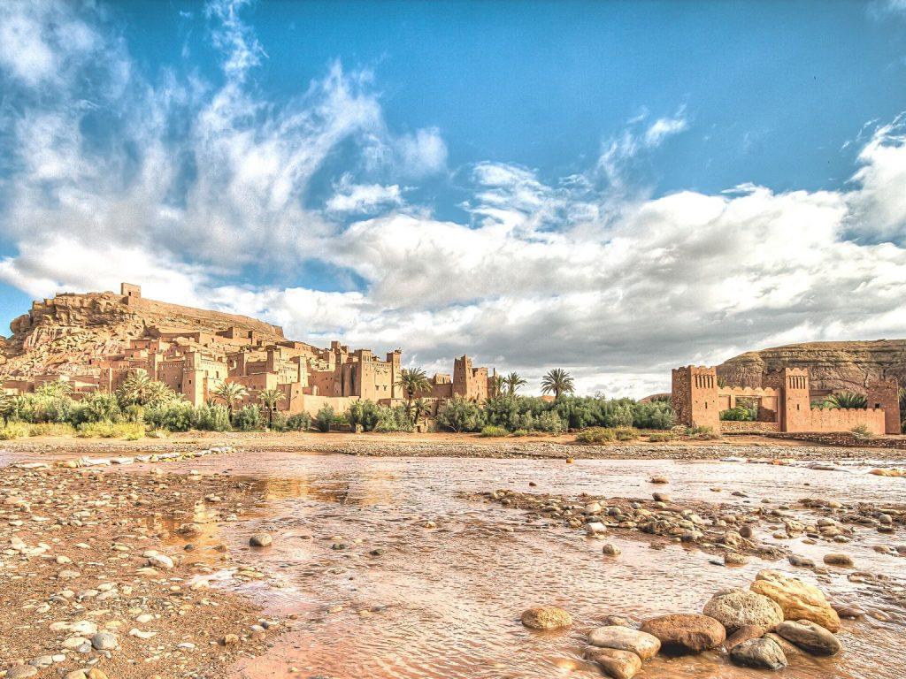 Ait Benhaddou day trip from Marrakech