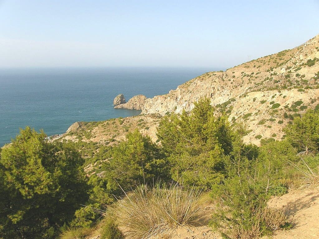 Al-Hoceima National Park in Morocco