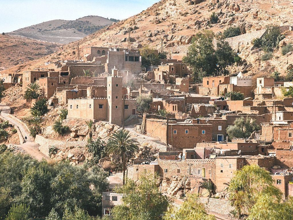 Asni Morocco