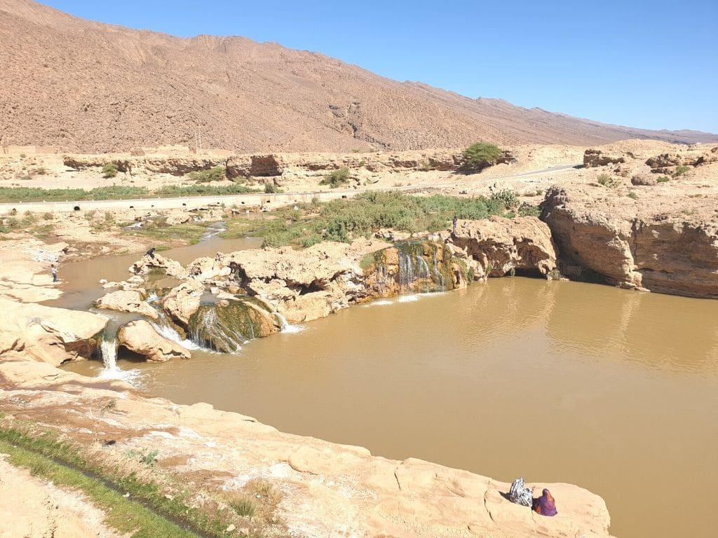 Attiq-Profond Falls Tissint Morocco