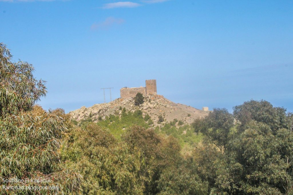 Basbel Castle Archaeological site Morocco