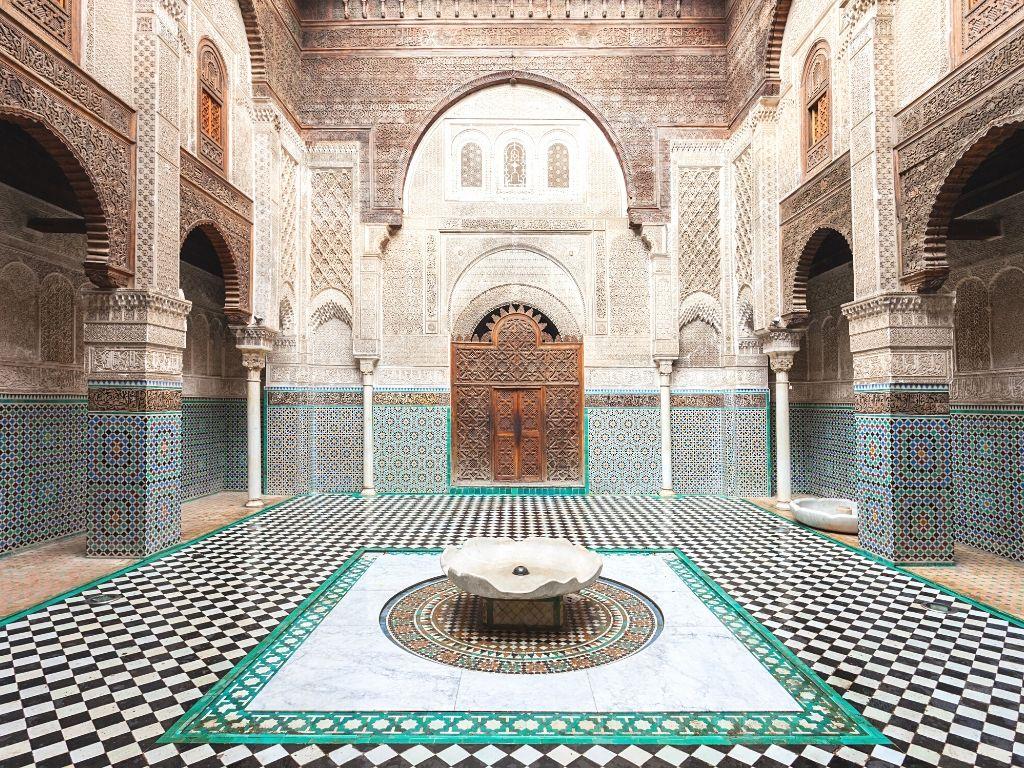 Fes Unesco Morocco