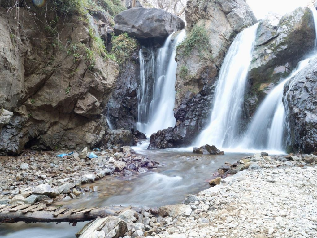 Imlil Waterfall Morocco