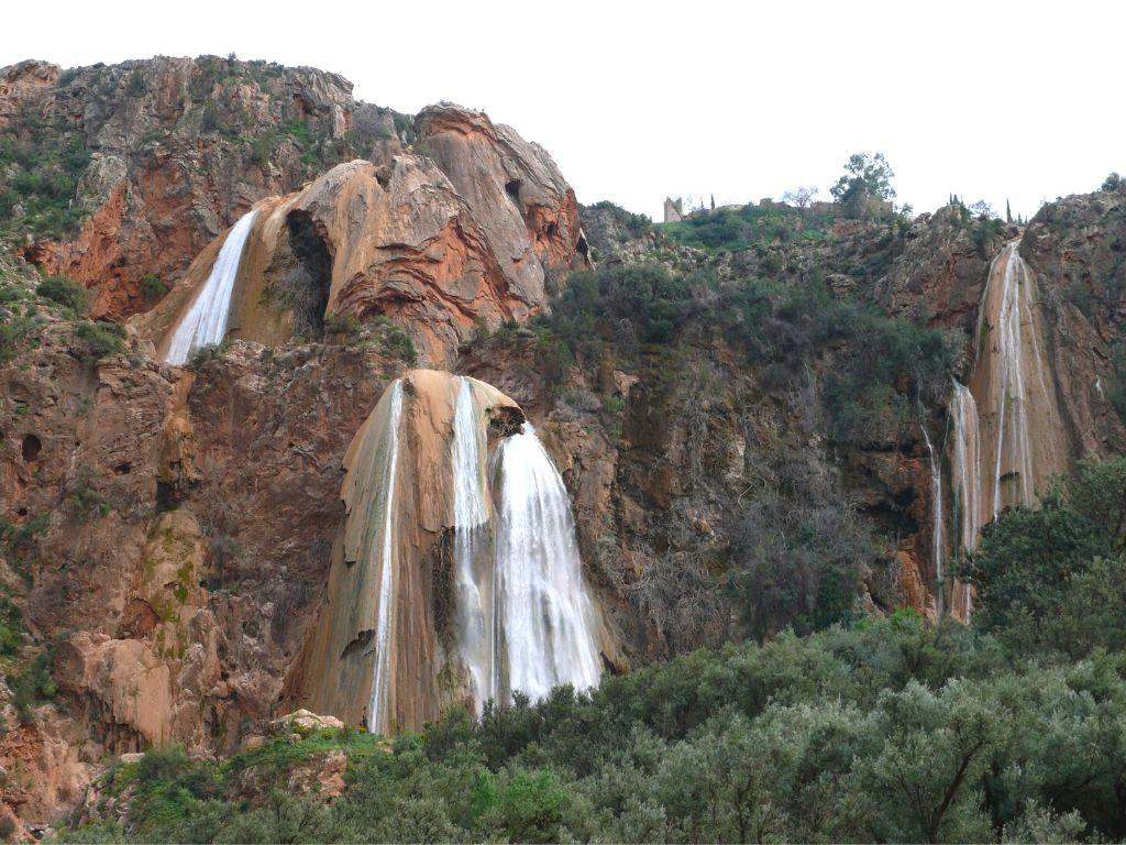 Imouzzer des Ida-Outanane Falls Morocco