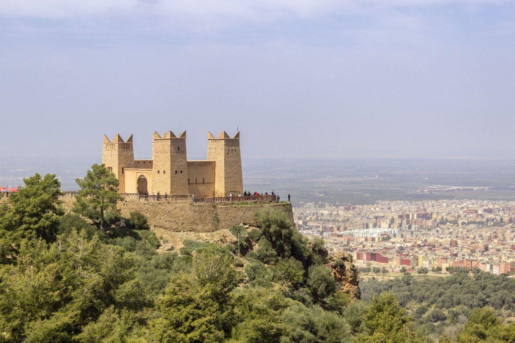 Kasbah Ain Asserdoune Morocco