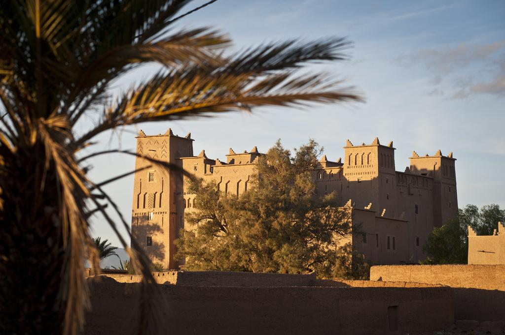 Kasbah Ait Ben Moro Morocco