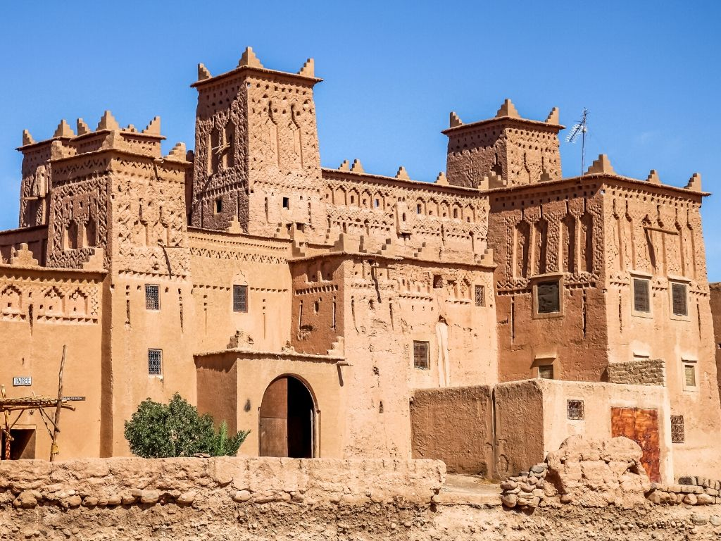 Kasbah Amridil Morocco