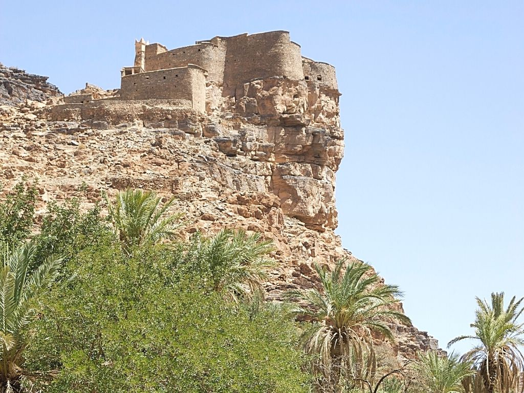 Kasbah Amtoudi Morocco