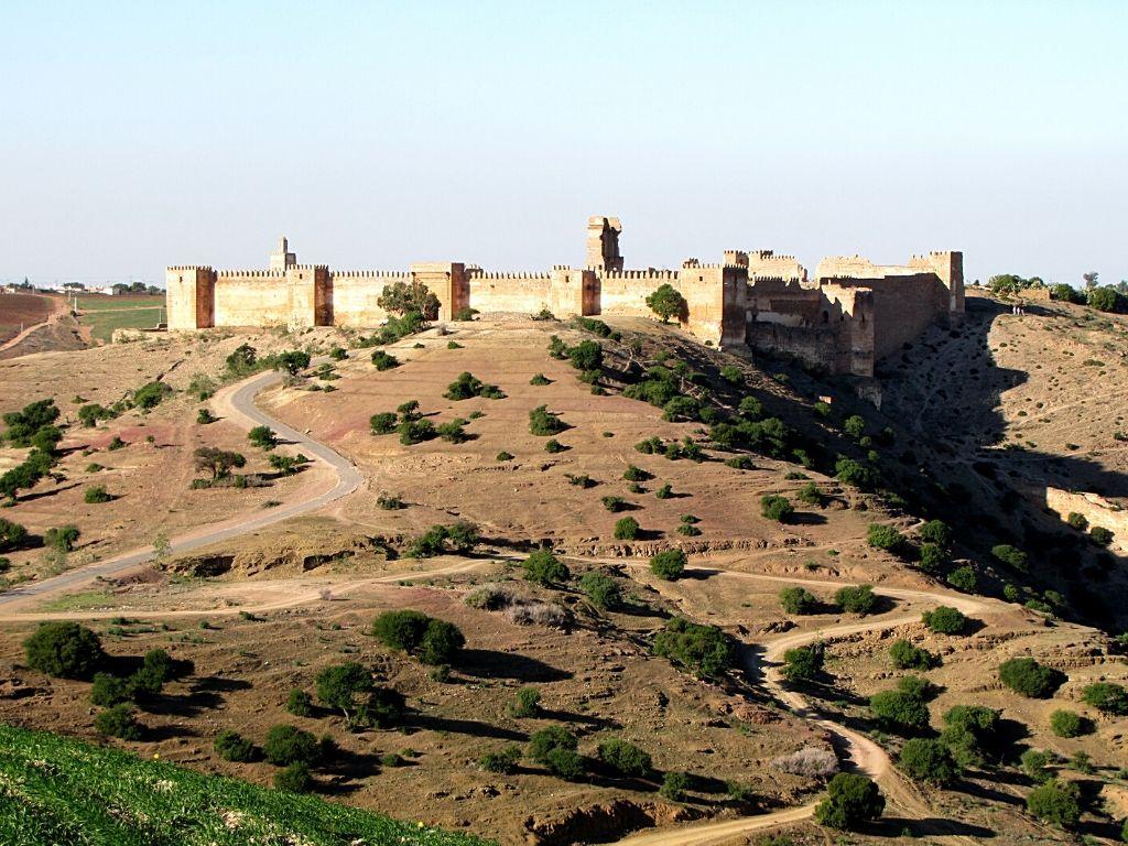 Kasbah Boulaouane Morocco