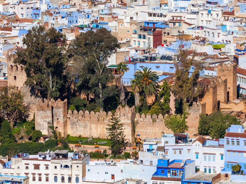Kasbah Chefchaouen Morocco
