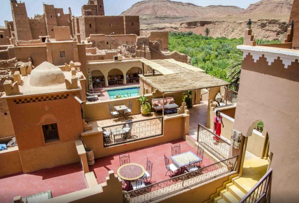 Kasbah Ellouze Morocco