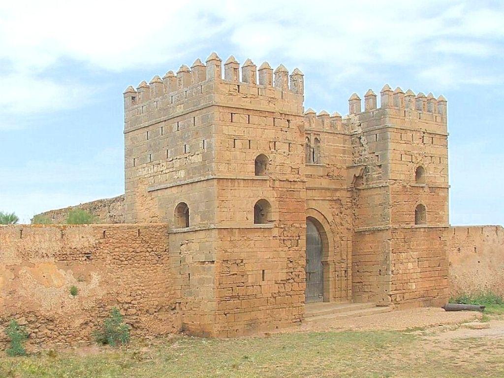 Kasbah Mehdia Morocco