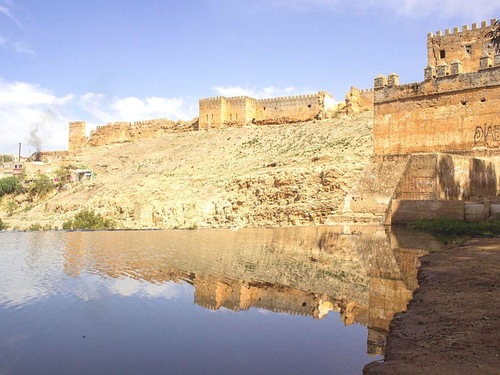 Kasbah Tadla Morocco