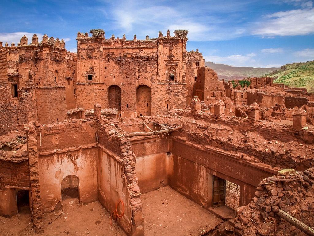 Kasbah Telouet Morocco