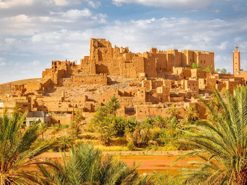 Kasbah Tifoultoute Morocco