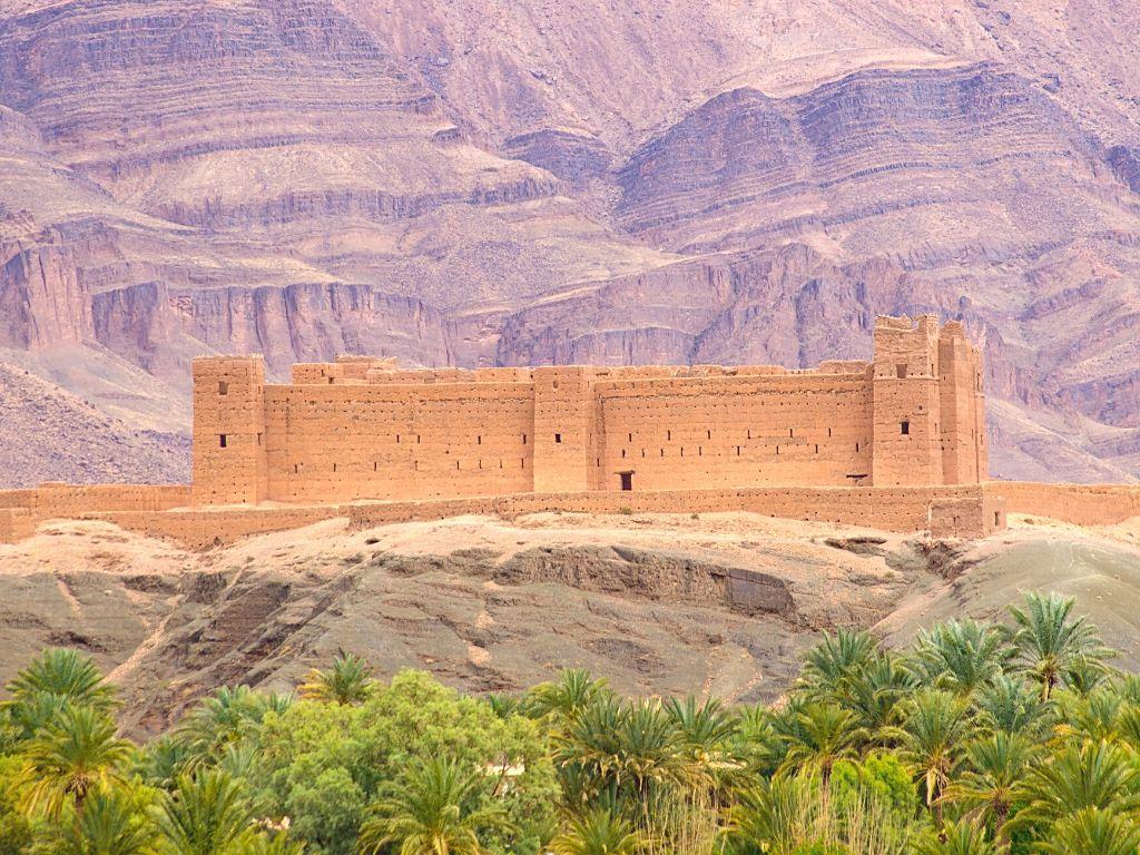 Kasbah Timiderte Morocco