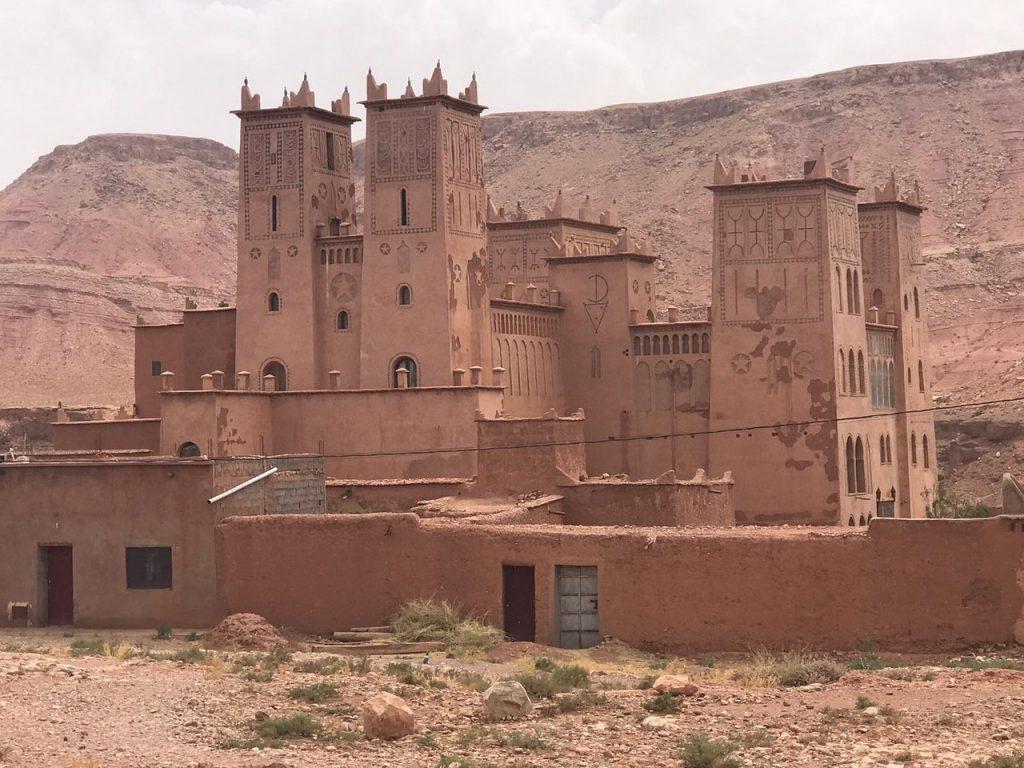 Kasbah Titrit Morocco