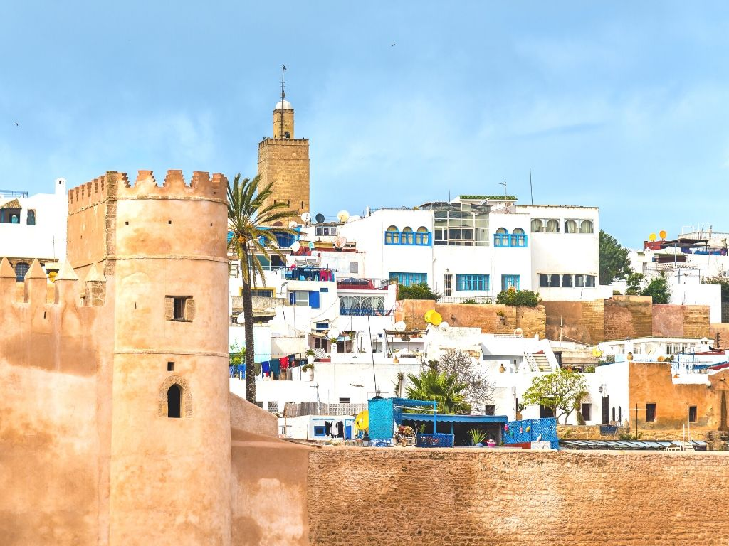Kasbah of the Udayas Morocco