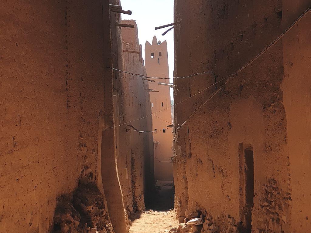 Ksar Amezrou in Zagora Morocco