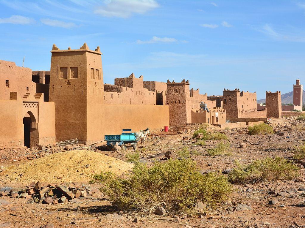 Ksar Tissergate Morocco