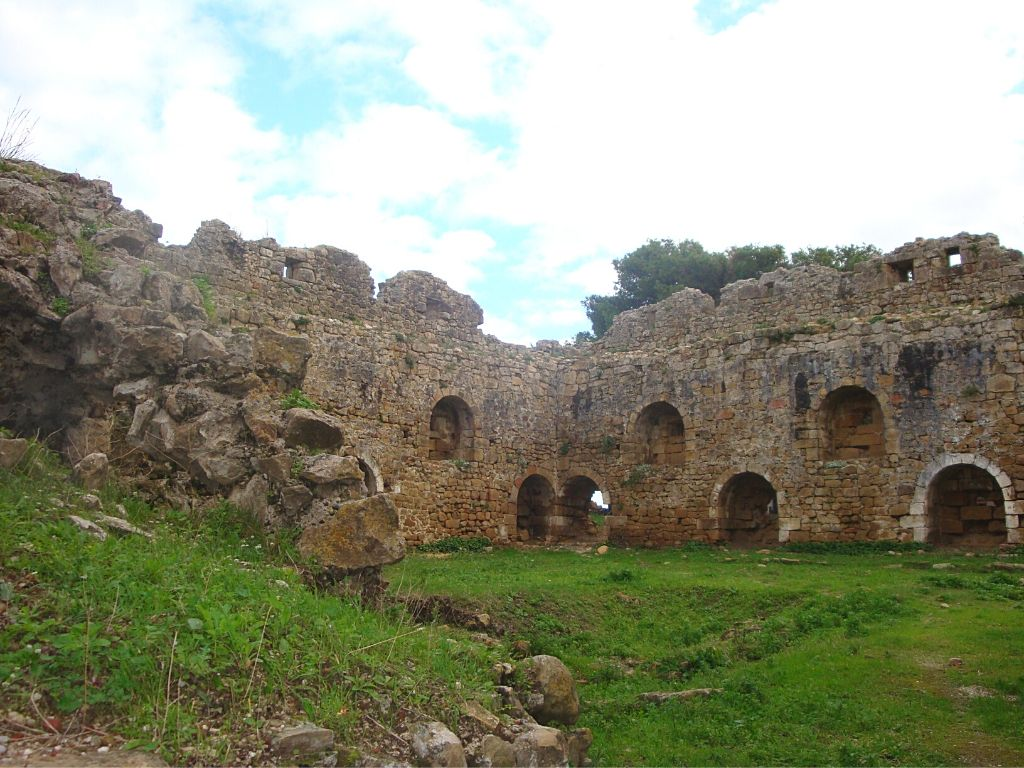 Ksar es-Seghir Castle Archaeological site Morocco