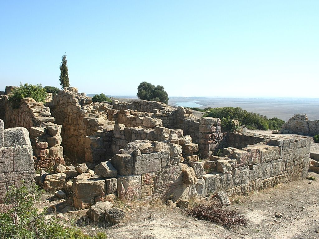 Lixus Archaeological site Morocco