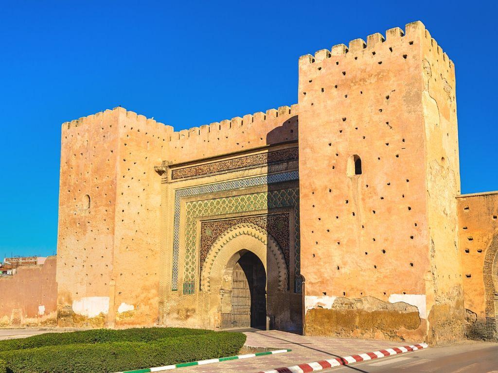 Meknes Unesco Morocco