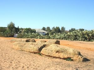 Msoura Cromlech Archaeological site Morocco