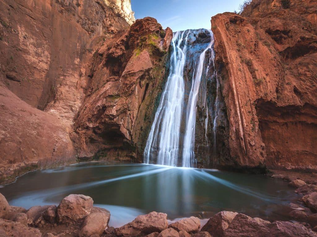 Oum er-Rbia Falls Morocco