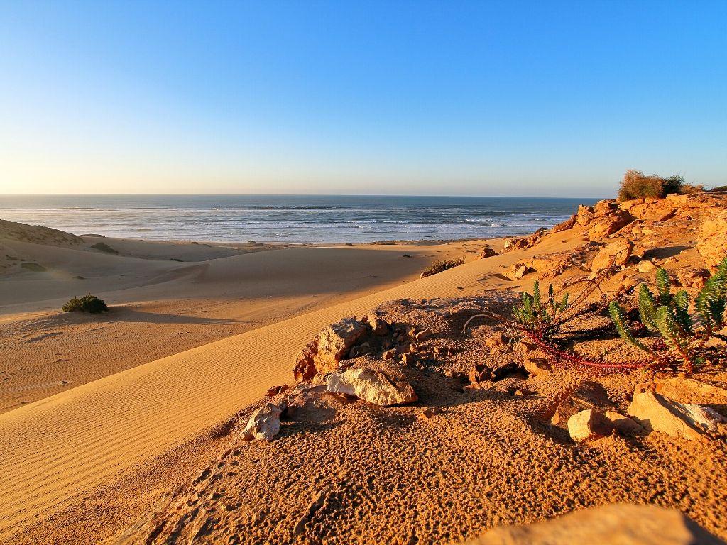Tan-Tan Plage Beach Morocco