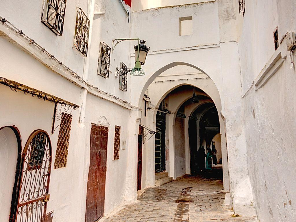 Tetouan medina
