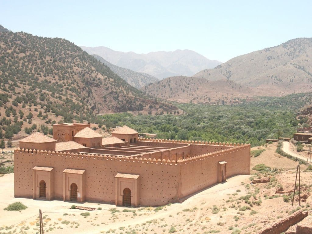 Tinmel Mosque Archaeological site Morocco
