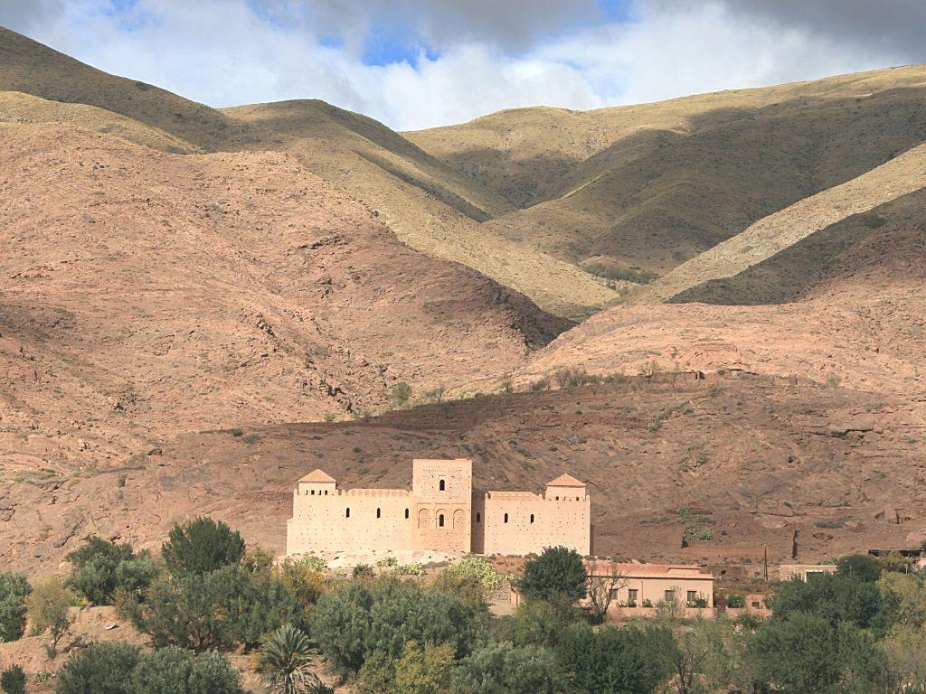 Tinmel Mosque Morocco