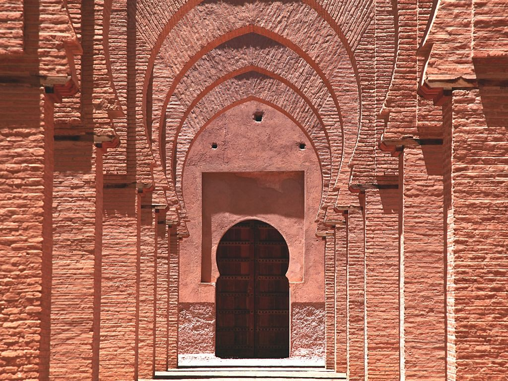 Tinmel Mosque in Morocco