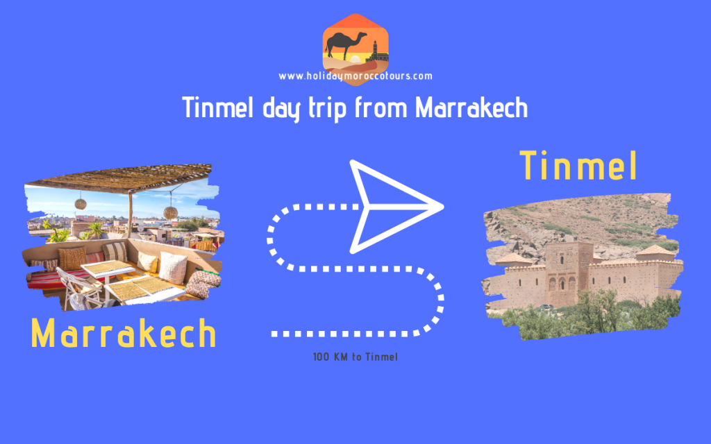 Tinmel day trip from Marrakech