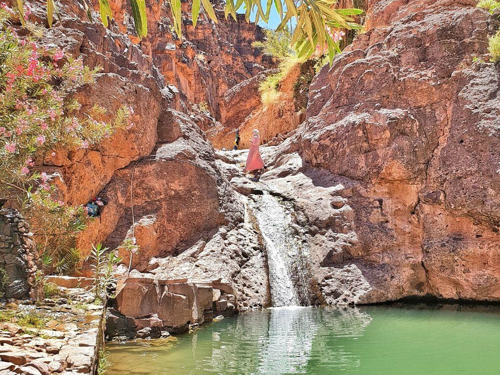 Tizgui Falls Morocco
