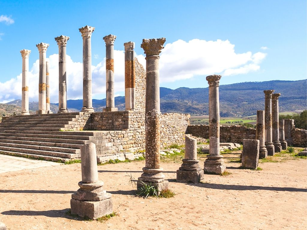 Volubilis Unesco Morocco