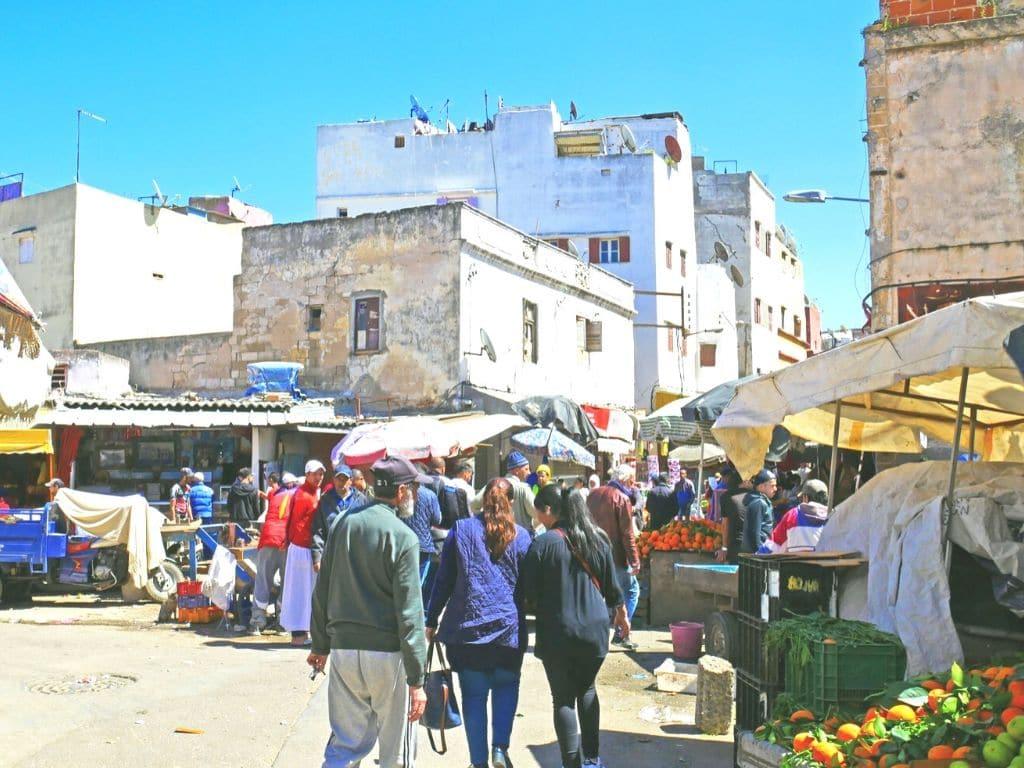 old medina Casablanca