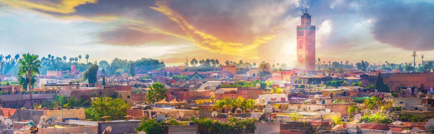 Discover Marrakech