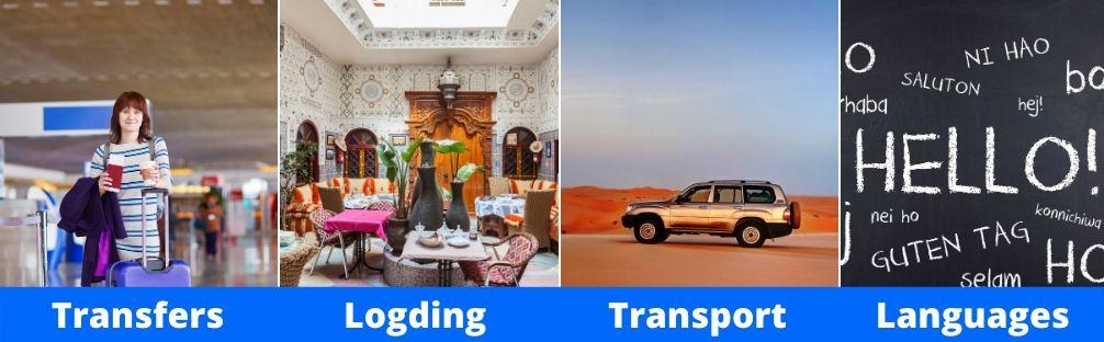 Tour services