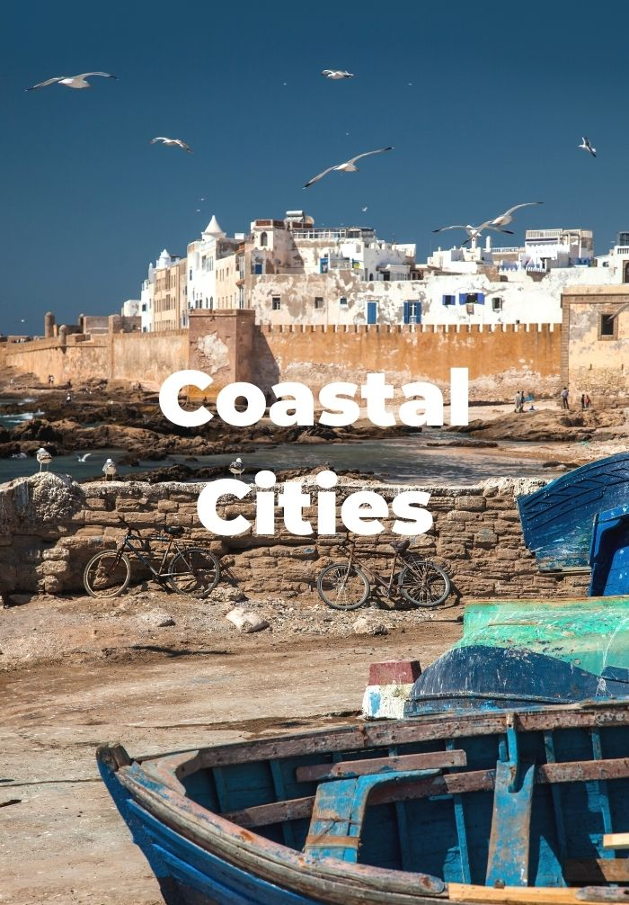 Coastal Cities Morocco