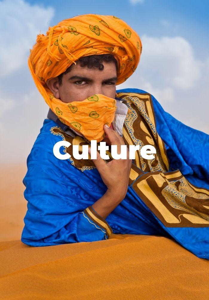 Culture Morocco
