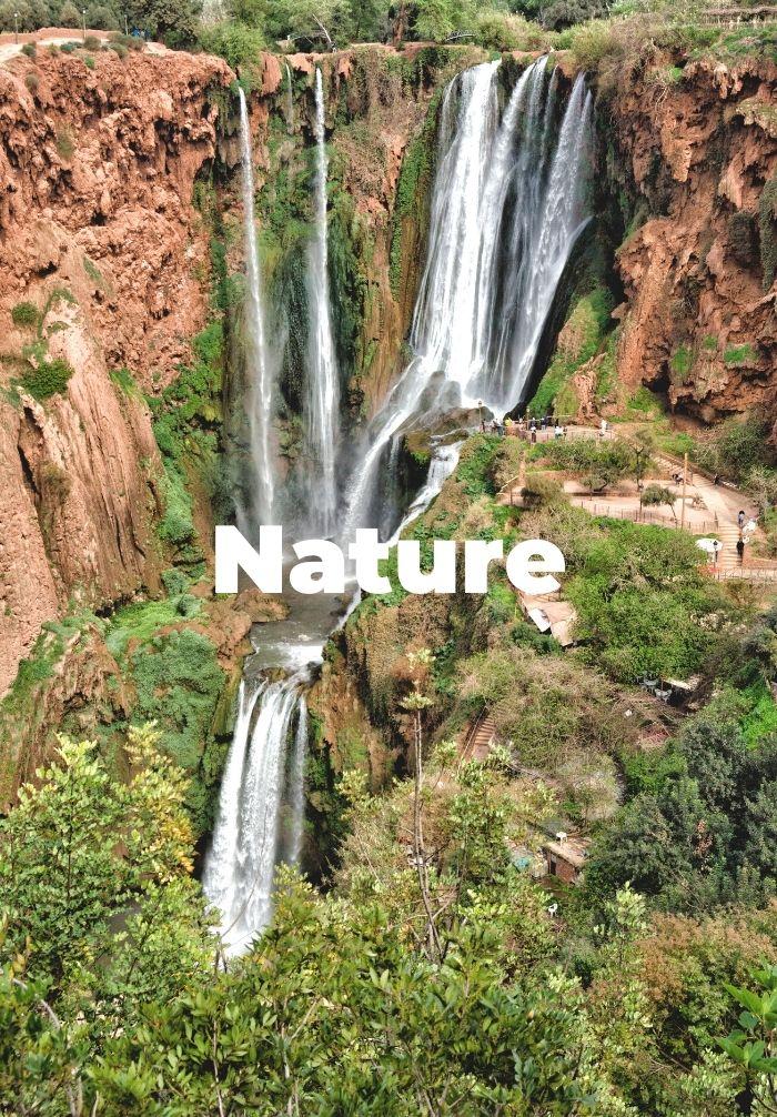 Nature Morocco