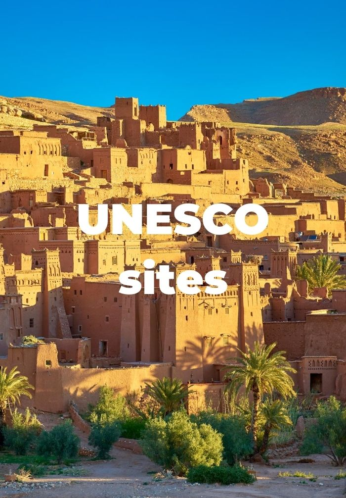 UNESCO Sites Morocco